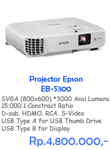 Projector Epson S-300