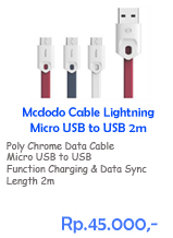 Mcdodo Cable Micro USB to USB AM 2.0M